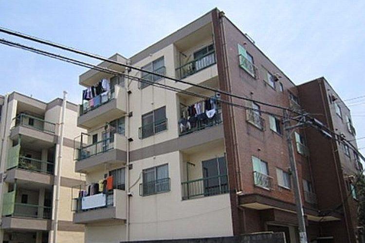 南恵我之荘7丁目マンション(3F-1LDK)画像1