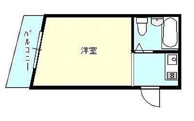 藤井寺岡2丁目マンション間取り