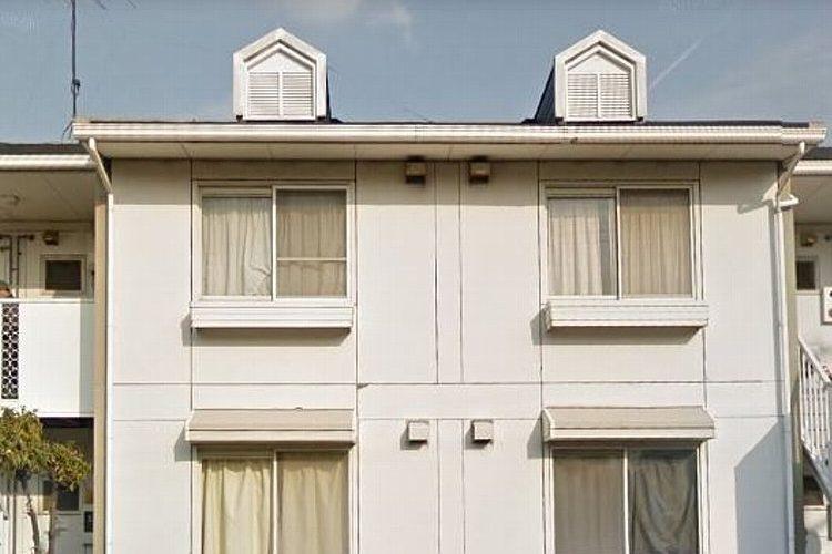 松ヶ丘2丁目アパート画像1