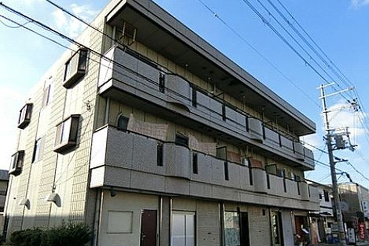 藤ヶ丘3丁目マンション(3F)画像1