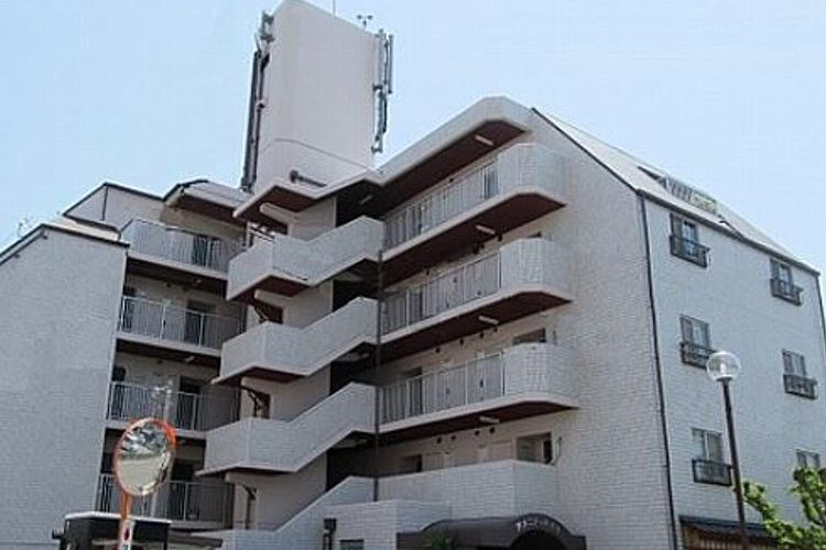 北岡1丁目マンション(2DK)画像1