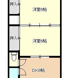 田井城3丁目マンション間取り