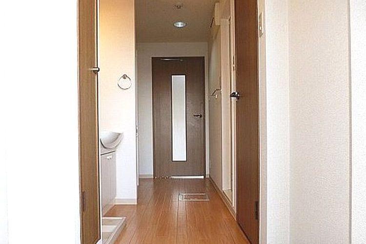 岡1丁目マンション(1Kー4階)画像2