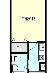 藤井寺2丁目マンション間取り