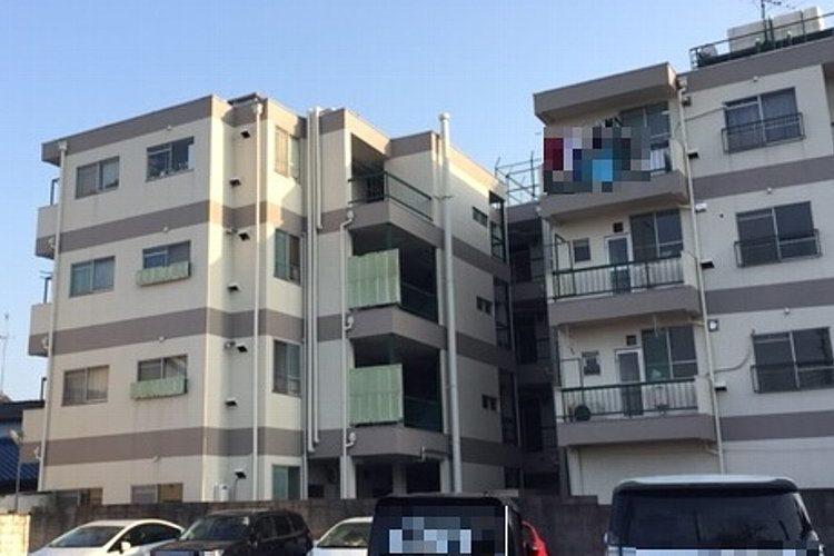 南恵我之荘7丁目マンション(4階・2DK)画像1