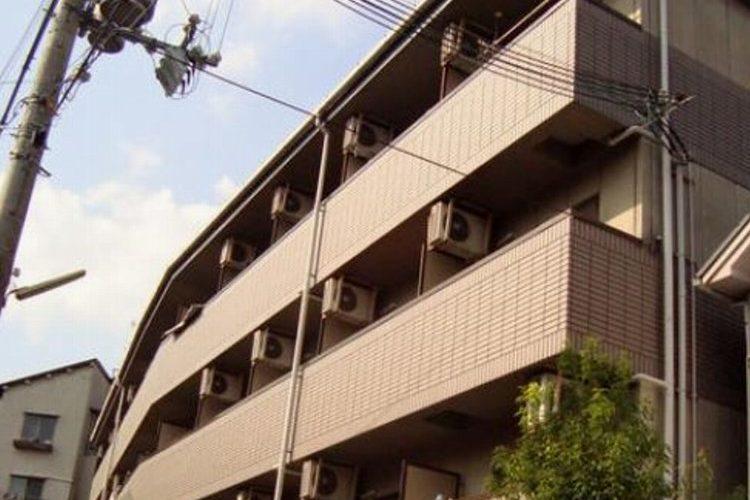 西浦6丁目マンション(1K)画像1