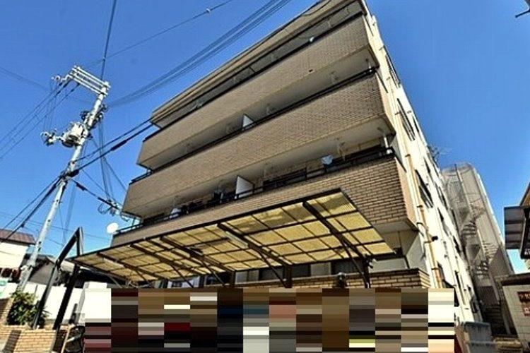 上田6丁目マンション(3F・2DK)画像1