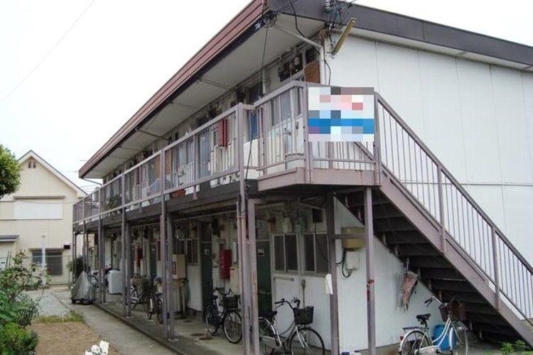 藤井寺4丁目アパート画像1