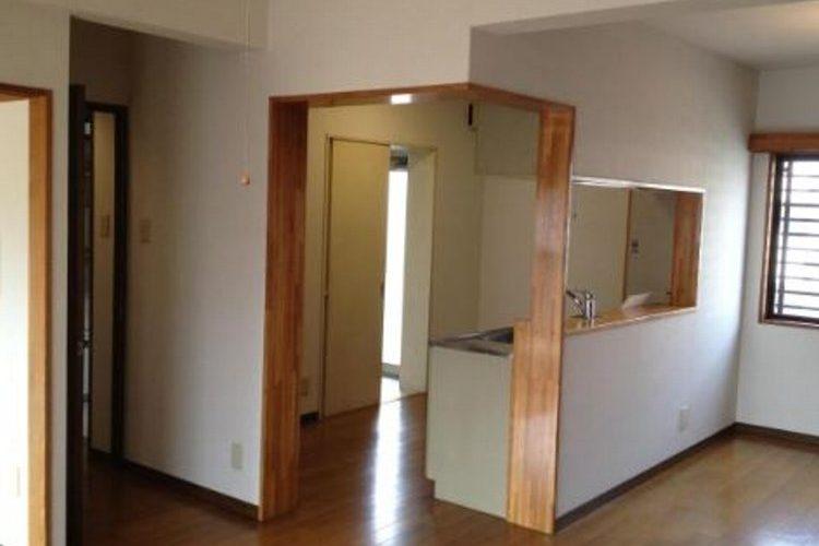道明寺6丁目マンション(2階3LDK)画像2