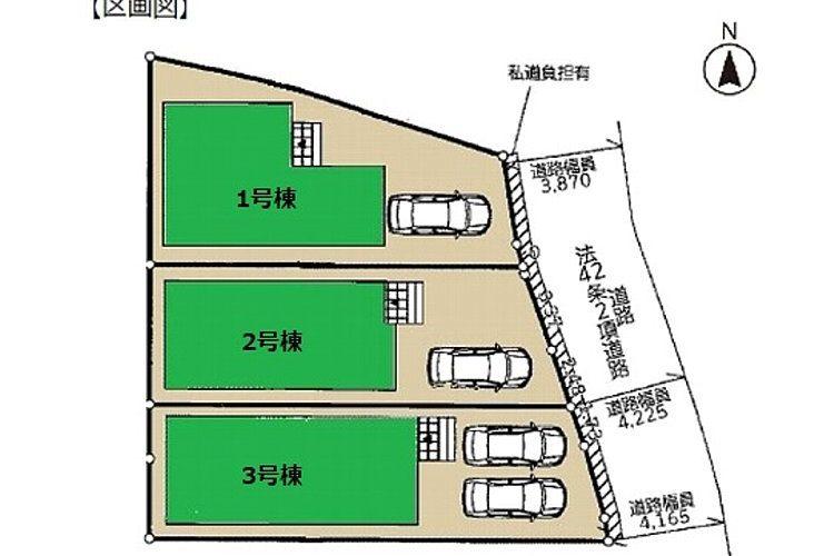 立部2丁目新築戸建(3号地)画像3
