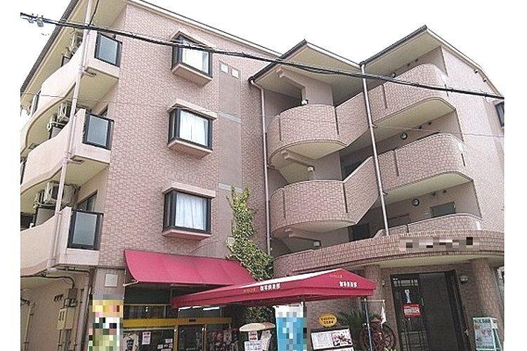 栄町マンション(1階-1K)画像1