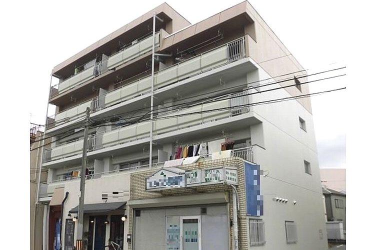 小山1丁目マンション(3DK)画像1