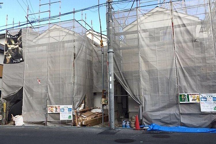 高鷲6丁目新築戸建(2号地)画像2
