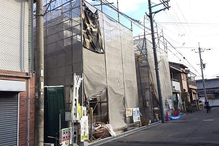 高鷲6丁目新築戸建(1号地)画像1