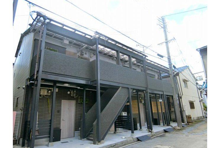 南恵我之荘7丁目アパート(2階)画像1