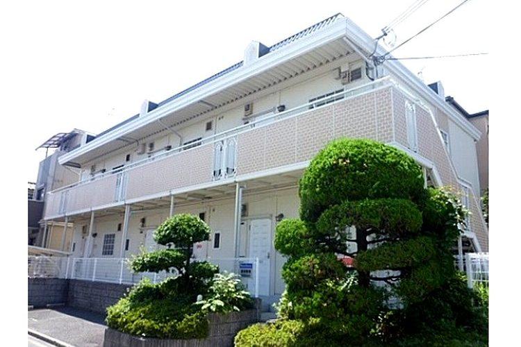 島泉6丁目アパート(2DK)画像1