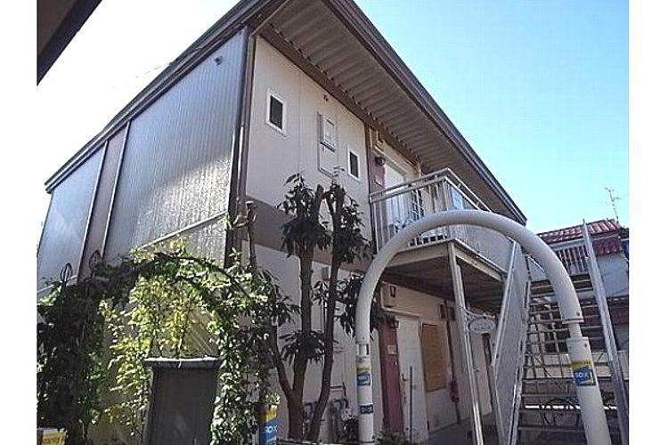 南恵我之荘8丁目アパート画像1