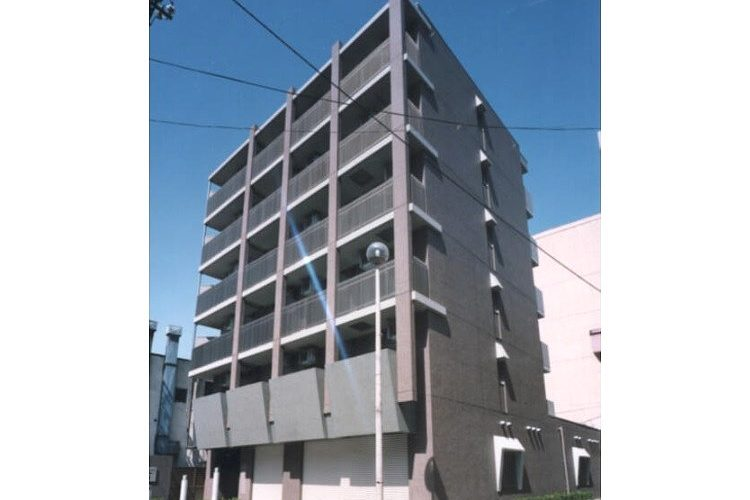 岡1丁目マンション(1Kー4階)画像1