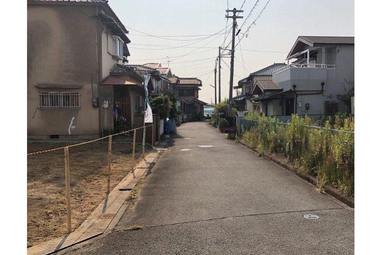 伊賀1丁目売り土地画像5