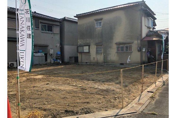 伊賀1丁目売り土地画像3