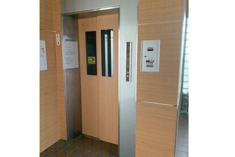 恵我之荘4丁目マンション1号棟1階(2DK)画像4