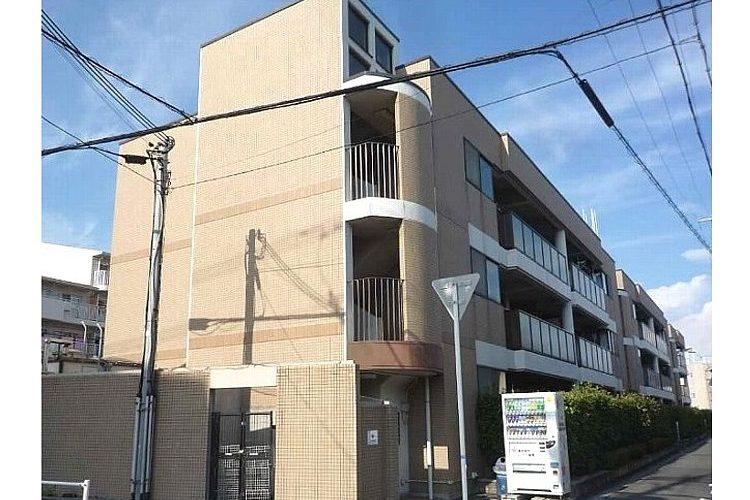 道明寺6丁目マンション(2階3LDK)画像1