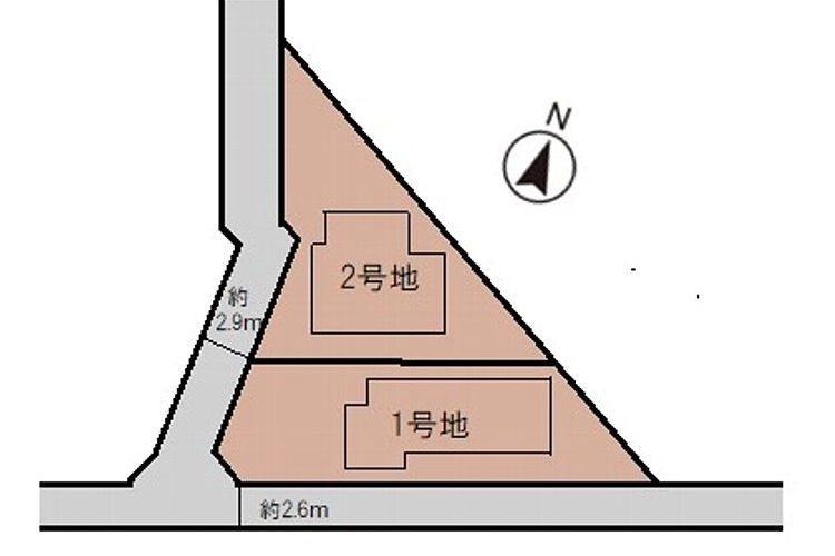 恵我之荘6丁目新築戸建(2号棟)画像2