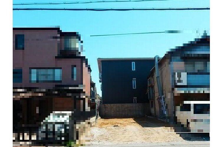 三宅西2丁目売り土地画像2