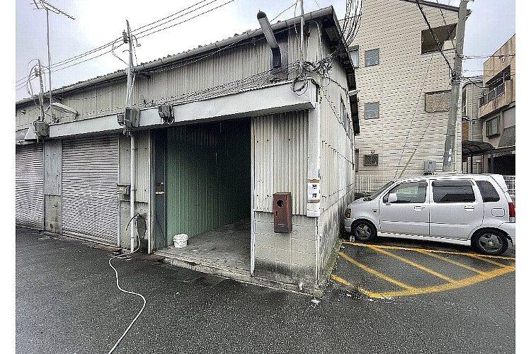 長吉六反3丁目貸倉庫(改装済区画)画像7