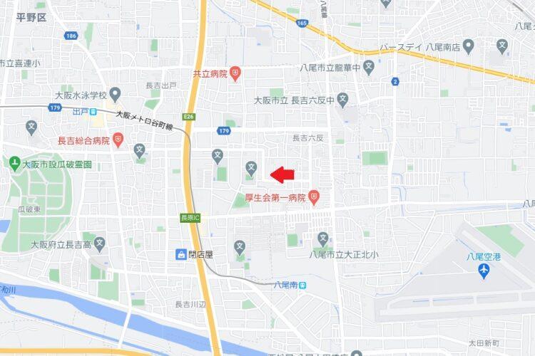 長吉六反3丁目貸倉庫(21号)画像3