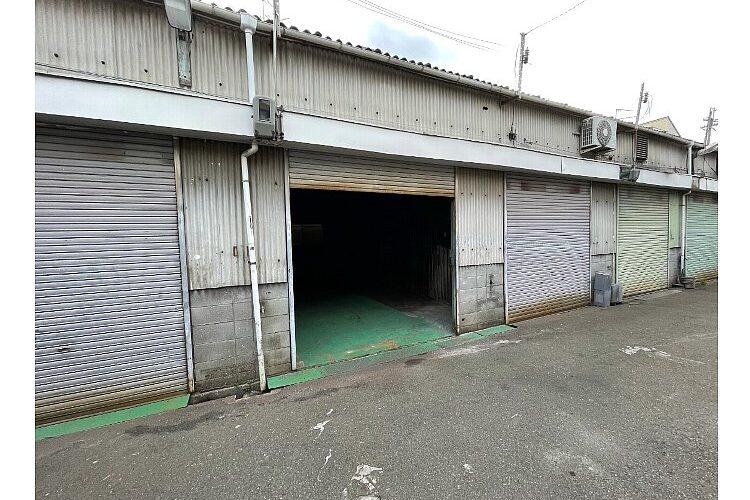 長吉六反3丁目貸倉庫(改装済区画)画像1